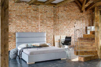 łóżko tapicerowane Teo - Dormi