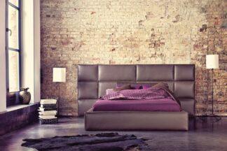 Łóżko tapicerowane Boston - Dormi