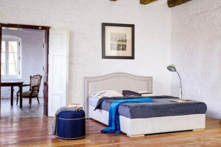 Łóżko tapicerowane Diverso – Dormi Design