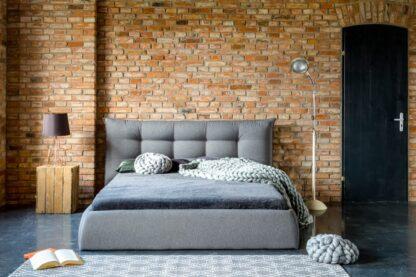 łóżko tapicerowane arezzo