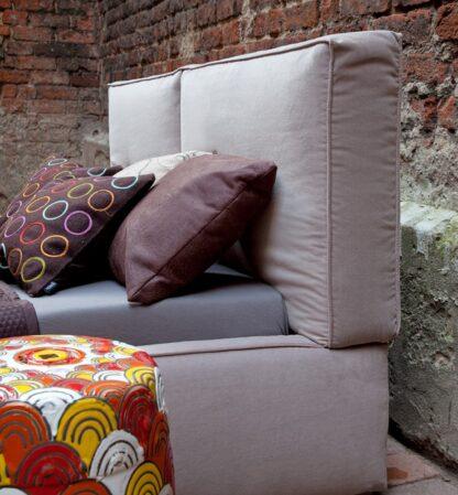 Łużko tapicerowane Bari