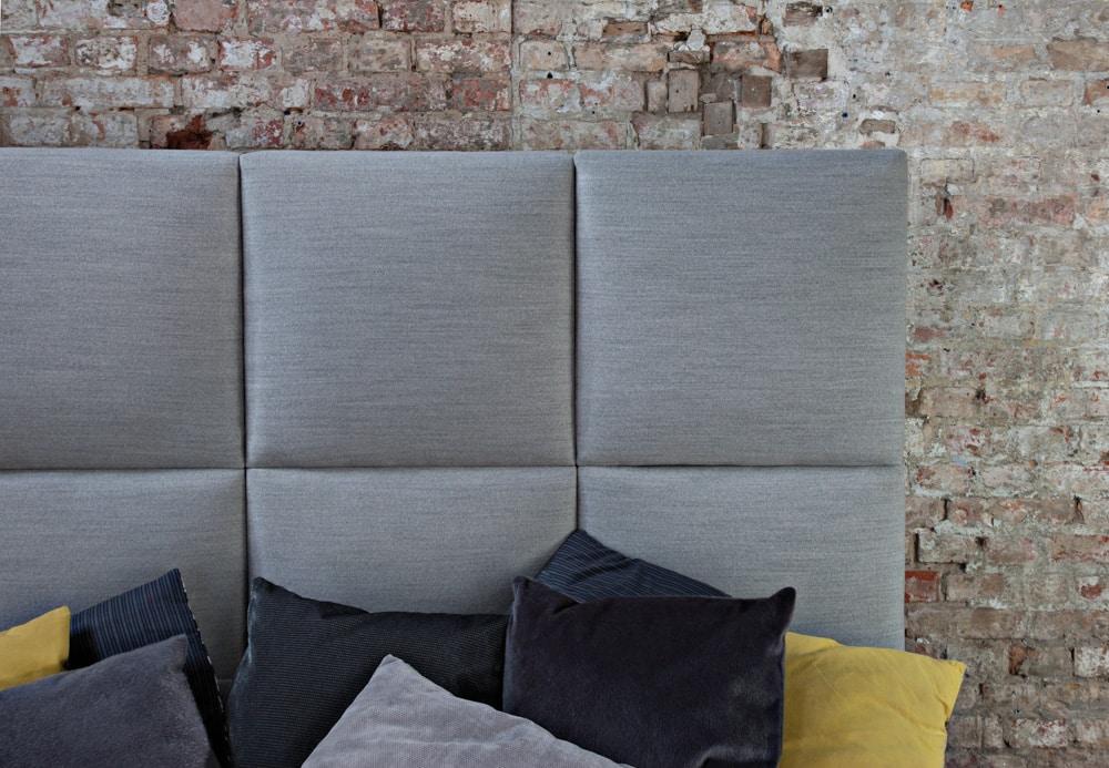 łóżko tapicerowane Flow - Dormi