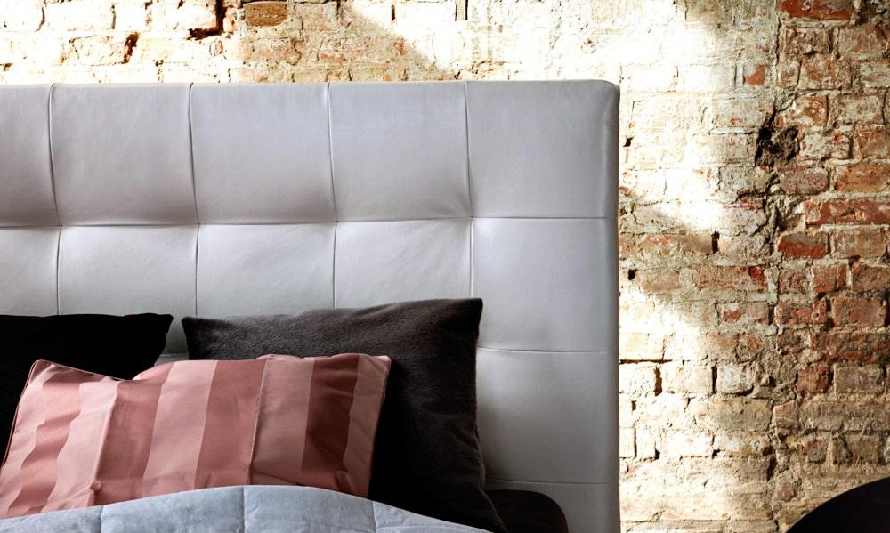 Łóżko tapicerowane Livia - Dormi Design
