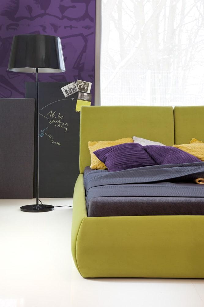 łózko tapicerowane pillow - Dormi