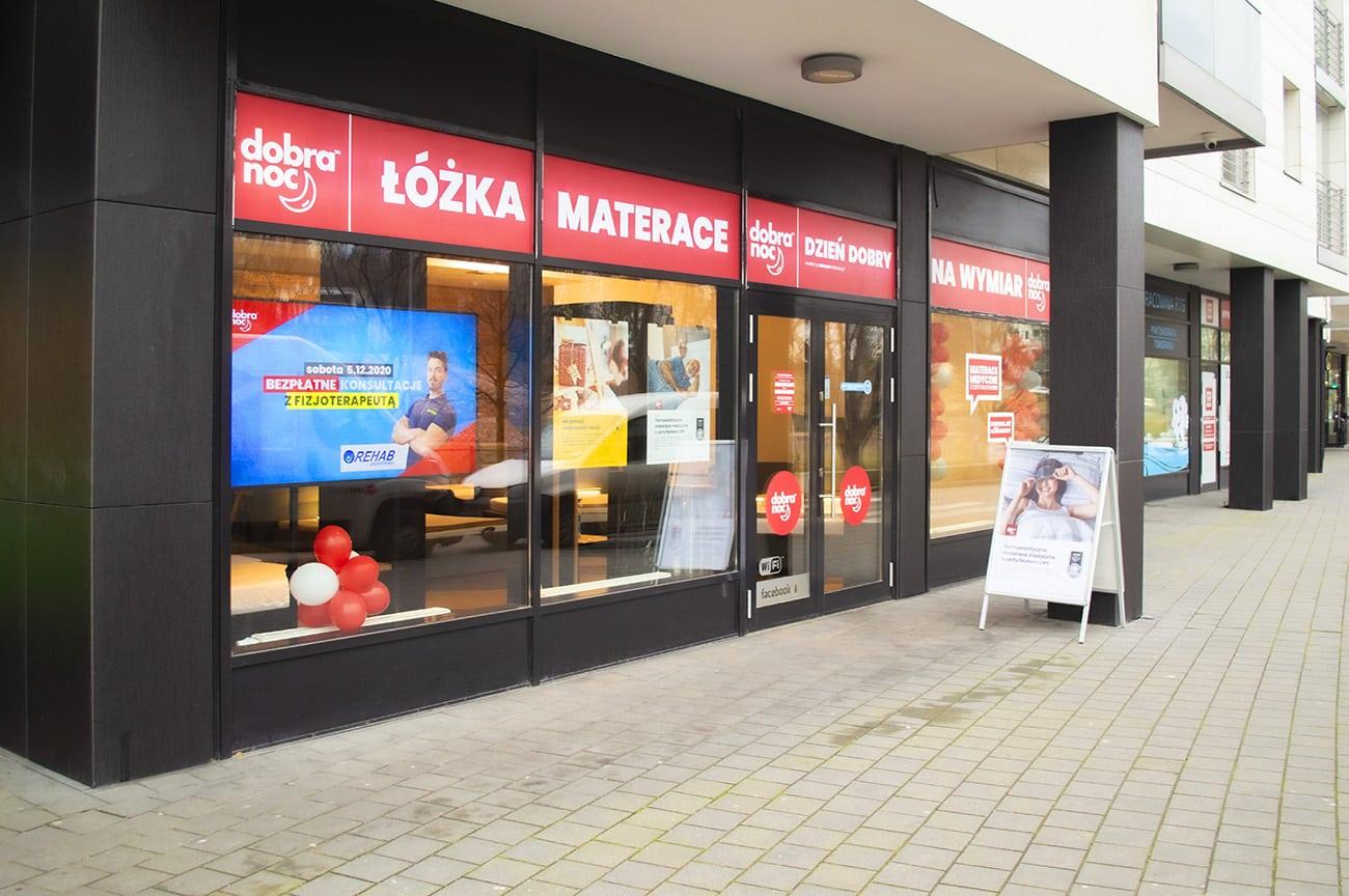 Materace i łóżka Gdynia. Otworzyliśmy się dla Was w Gdyni Redłowie!